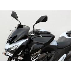 Ветровое стекло для мотоцикла Spoiler ''S'' Z800 / Z250, цвет Черный