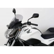 """Ветровое стекло для мотоцикла Touring """"T"""" NC700S 12-, цвет Серый"""