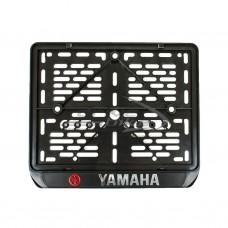 Рамка для номера мотоцикла YAMAHA