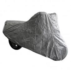 Чехол для мотоцикла 11106, цвет Серый