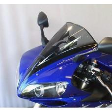 "Ветровое стекло для мотоцикла Racing ""R"" YZF-R1 (RN12) 04-06, цвет Серый"