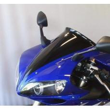 "Ветровое стекло для мотоцикла Spoiler ""S"" YZF-R1 (RN12) 04-06, цвет Серый"