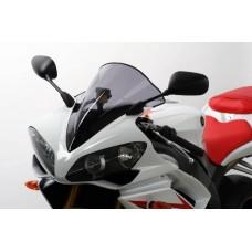"""Ветровое стекло для мотоцикла Racing """"R"""" YZF-R1 (RN19) 07-08, цвет Черный"""