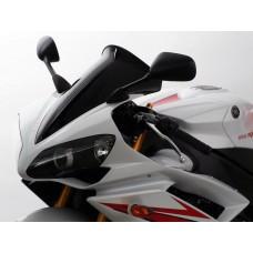 """Ветровое стекло для мотоцикла Spoiler """"S"""" YZF-R1 (RN ) 07-08, цвет Черный"""