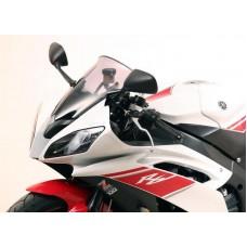 "Ветровое стекло для мотоцикла Spoiler ""S"" YZF-R6 (RJ15) 08-, цвет Серый"