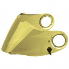 Визор EXO-500/1000, цвет Золотистый GOLD MIRROR Maxvision Ready, зеркальный