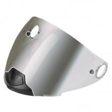 Визор EXO-300, цвет Серый SILVER, зеркальный