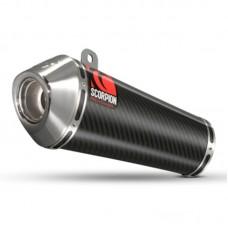 Глушитель CB1000R 08-14 POWER CONE Карбоновый