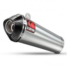 Глушитель CBR1000RR 08-11 POWER CONE Стальной (нерж.)/карбоновый наконечник