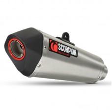 Глушитель GSX-R600/GSX-R750 11-14 SERKET TAPER Стальной (нерж.)