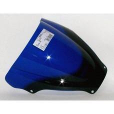 """Ветровое стекло для мотоцикла Racing """"R"""" SV650S 97-02, SV400S 97-06, цвет Серый"""
