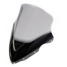 """Ветровое стекло для мотоцикла Racing """"R"""" T-Max 01-07, цвет Черный"""