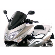 """Ветровое стекло для мотоцикла Racing """"RM"""" T-Max 500 (SJ06) 08-11, цвет Черный"""