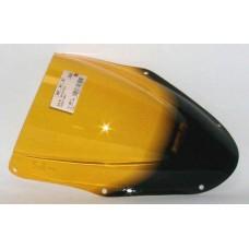"""Ветровое стекло для мотоцикла Racing """"R"""" TL1000R 98-03, цвет Серый"""