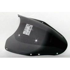 """Ветровое стекло для мотоцикла Spoiler """"S"""" TL1000R 98-03, цвет Серый"""