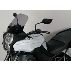 "Ветровое стекло для мотоцикла Touring ""T"" Versys 1000 (LZT00A) 11-, цвет Серый"