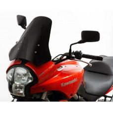 """Ветровое стекло для мотоцикла Touring """"T"""" Versys 650 (LE650A) 06-09, цвет Черный"""
