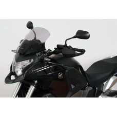 """Ветровое стекло для мотоцикла Touring """"T"""" VFR10X (Crosstourer) 11-, цвет Черный"""
