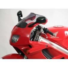 """Ветровое стекло для мотоцикла Spoiler """"S"""" VFR750F (RC36) 94-97, цвет Серый"""