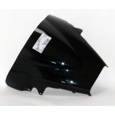 """Ветровое стекло для мотоцикла Racing """"R"""" VFR800 (RC46) 98-01, цвет Серый"""