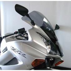 """Ветровое стекло для мотоцикла Racing """"R"""" VFR800 (RC46) 02-, цвет Черный"""