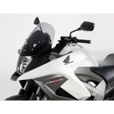 "Ветровое стекло для мотоцикла Touring ""T"" VFR800X (Crossrunner) 11-, цвет Серый"