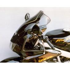 """Ветровое стекло для мотоцикла Touring """"T"""" VTR1000F (SC36) 97-06, цвет Серый"""