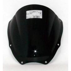 """Ветровое стекло для мотоцикла Racing """"R"""" VTR1000SP1 VTR1000SP2 (SC45) 00-06, цвет Черный"""