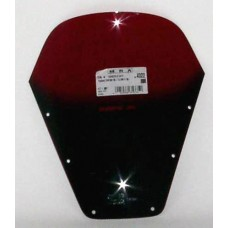 """Ветровое стекло для мотоцикла Spoiler """"S"""" TDM850 (4TX) 96-01, цвет Серый"""