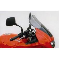 """Ветровое стекло для мотоцикла Touring """"T"""" TDM850 (4TX) 96-01, цвет Серый"""
