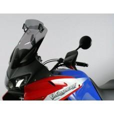 """Ветровое стекло для мотоцикла Variotouringscreen """"VT"""" XL1000 V Varadero (SD02/SD03) 03-, цвет Серый"""