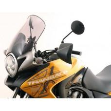 "Ветровое стекло для мотоцикла Touring ""T"" XLV700 Transalp (RD13) 08-, цвет Серый"
