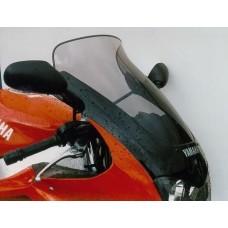 """Ветровое стекло для мотоцикла Touring """"T"""" YZF1000R Thunderace (4VD) 97, цвет Серый"""