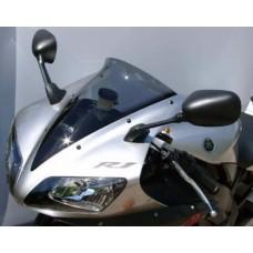 "Ветровое стекло для мотоцикла Spoiler ""S"" YZF-R1 (RN09) 02-03, цвет Серый"