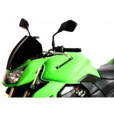 """Ветровое стекло для мотоцикла Touring """"T"""" Z1000 (ZRT00B) 07-09, цвет Черный"""