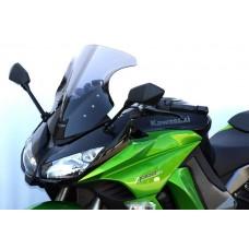 """Ветровое стекло для мотоцикла Racing """"R"""" Z1000SX (ZXT00G) 11-, цвет Черный"""