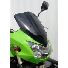 "Ветровое стекло для мотоцикла Touring ""T"" Z1000 (ZRT00A) 03-06, KLE500S (LE600A) 05-06, цвет Черный"