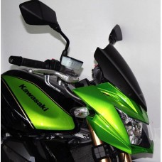 "Ветровое стекло для мотоцикла Touring ""T"" Z750R (ZR750N) 11-, цвет Серый"