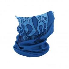 Шейная повязка BLUE FLAMES
