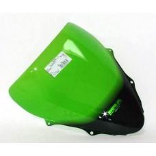 """Ветровое стекло для мотоцикла Spoiler """"S"""" ZR-7S (ZR750F) 98-, цвет Серый"""