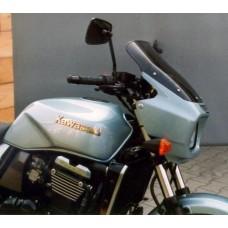 """Ветровое стекло для мотоцикла Touring """"T"""" ZRX1100 (ZRT10C) 97-00, ZRX1200 R (ZRT20A) 01-, цвет Серый"""