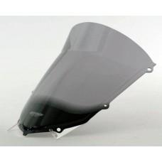 """Ветровое стекло для мотоцикла Touring """"T"""" ZX-10R (ZXT00C) 04-05, Z750S 05-, цвет Серый"""