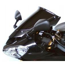 """Ветровое стекло для мотоцикла Spoiler """"S"""" ZX-10R (ZXT00C) 04-05, Z750S 05-, цвет Серый"""