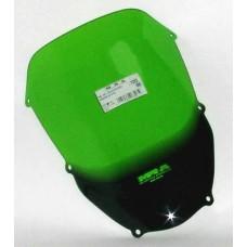 """Ветровое стекло для мотоцикла Touring """"T"""" ZX-6R (ZX600J/A) 00-02, цвет Серый"""