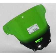"""Ветровое стекло для мотоцикла Spoiler """"S"""" ZX-6R (636) 03-04, цвет Серый"""