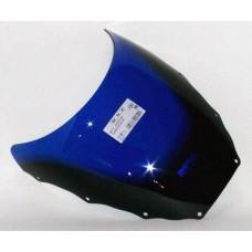 """Ветровое стекло для мотоцикла Spoiler """"S"""" ZX-9R (ZX900C ZX900D) 98-99, цвет Серый"""