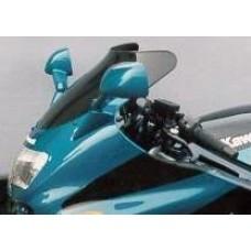 """Ветровое стекло для мотоцикла Spoiler """"S"""" ZZ-R1100 (ZXT10D) 93-01, цвет Серый"""