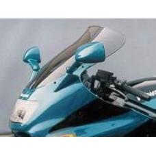 """Ветровое стекло для мотоцикла Touring """"T"""" ZZ-R1100 (ZXT10D) 93-01, цвет Серый"""