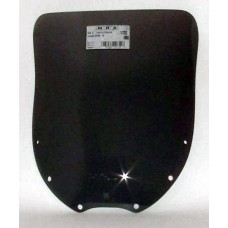 """Ветровое стекло для мотоцикла Touring """"T"""" ZZ-R600 (ZX600D)90-92, ZZ-R400 90-92, цвет Серый"""